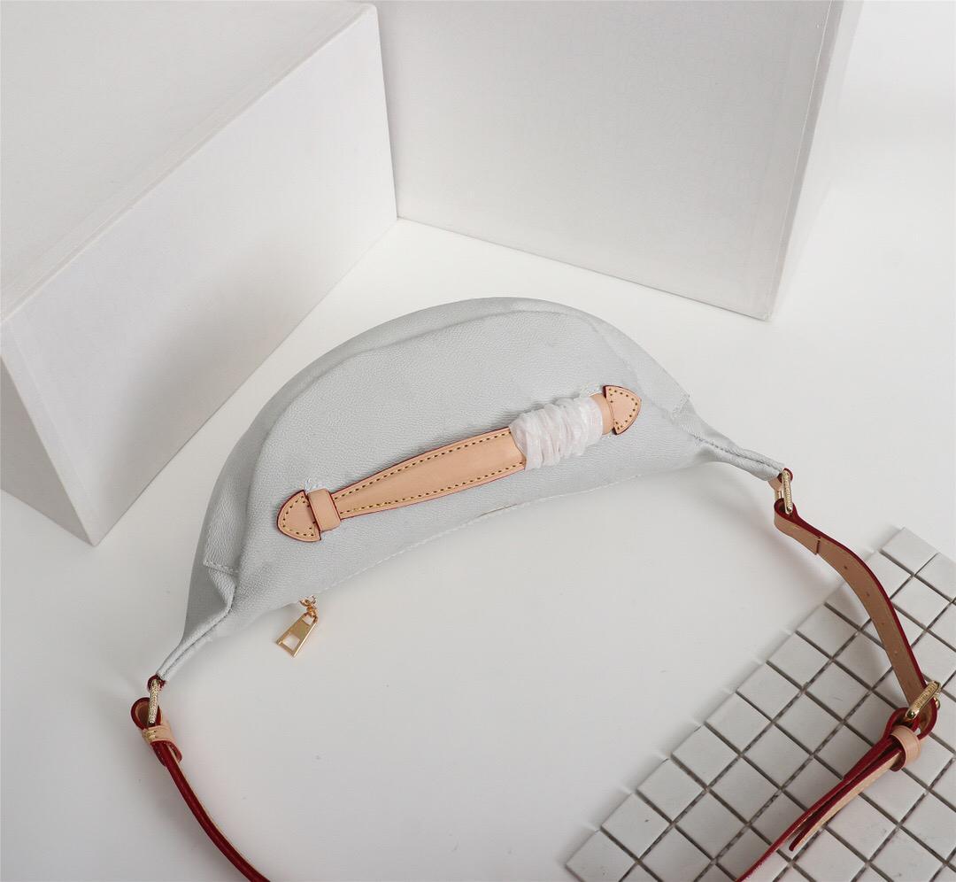 Borse di alta qualità in pelle di alta qualità marchio originale borsa moda bombag vita lusso classico stile genuino stile designer borse borse a tracolla WPCS