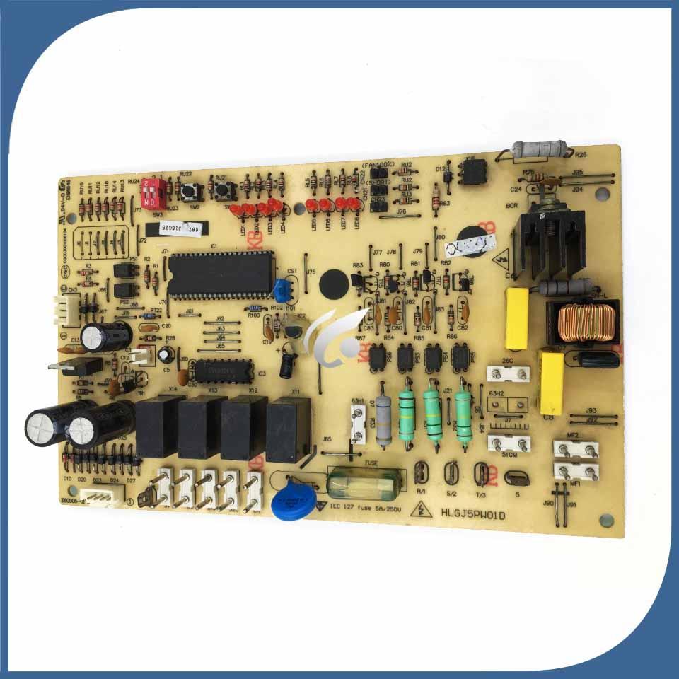 klima anakart Bilgisayar tahta HLGJ5PW01D PCB Kurulu iyi çalışması için