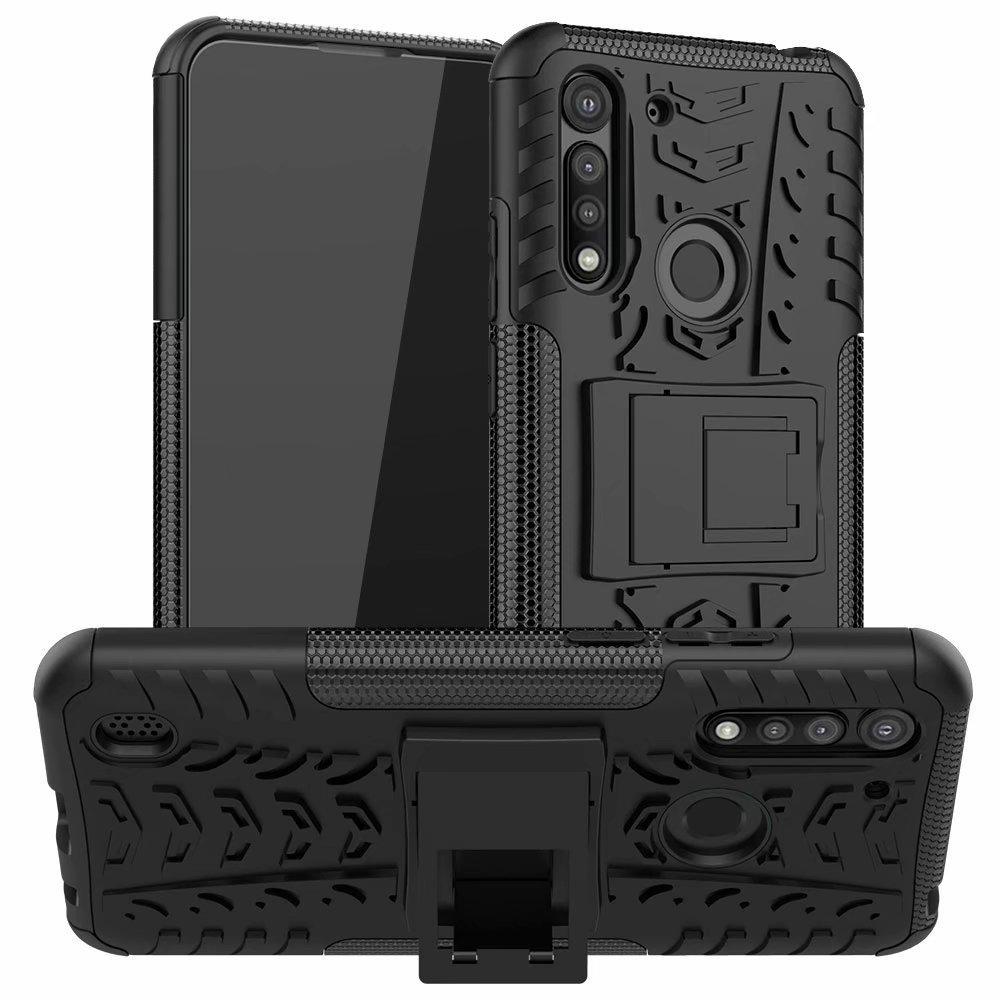 Superb Georgeous luxo colorido clássico original de adesivo plástico rígido TPU caso capa para Motorola Moto G8 Power Lite