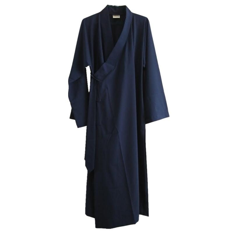 di alta qualità nero / Taoismo uniformi Tai Chi abbigliamento blu taoista accappatoio wudang tute Dobok abito di arti marziali