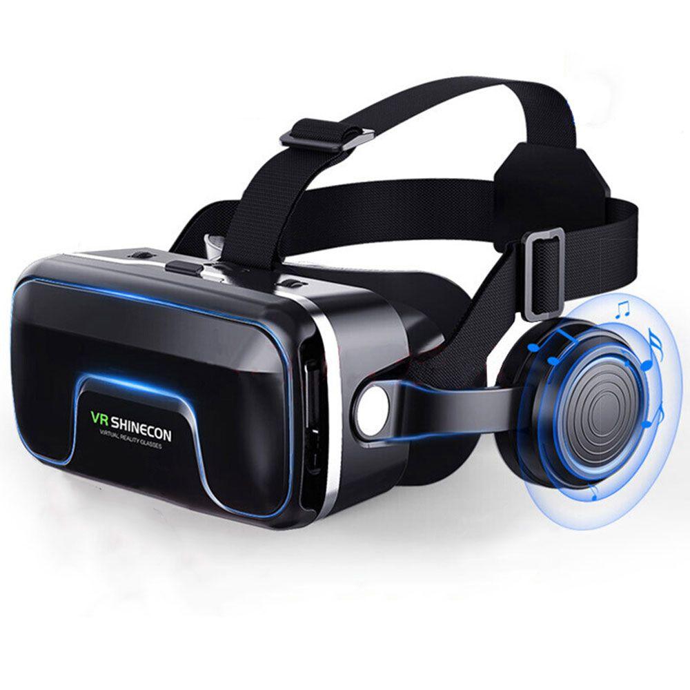 Главная 3D VR очки Съемная панель виртуальной реальности очки Универсальный объект Расстояние Adjustment VR Headset очки бинокулярный