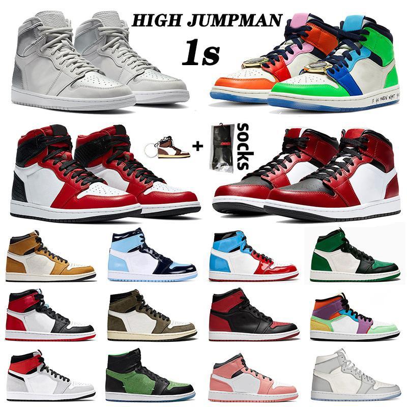 air jordan 1 zapatillas hombre