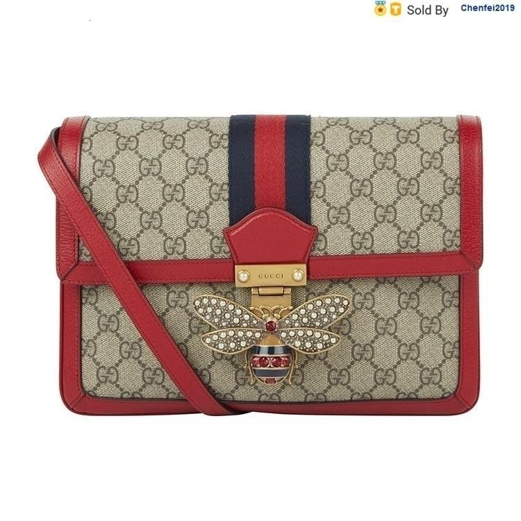 chenfei2019 3TUE Pearl Crystal Bee Shoulder Bag 5243569i6bt8540 Totes Handbags Shoulder Bags Backpacks Wallets Purse