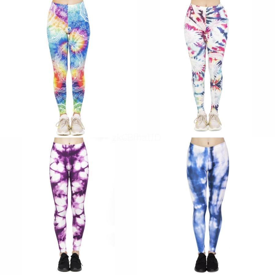 Plus Size Stretching 150 Colors Ladies Casual Cotton Modal Printing Leggings Sport Women Fitness Set Women Yoga Pants Free Shipping#675