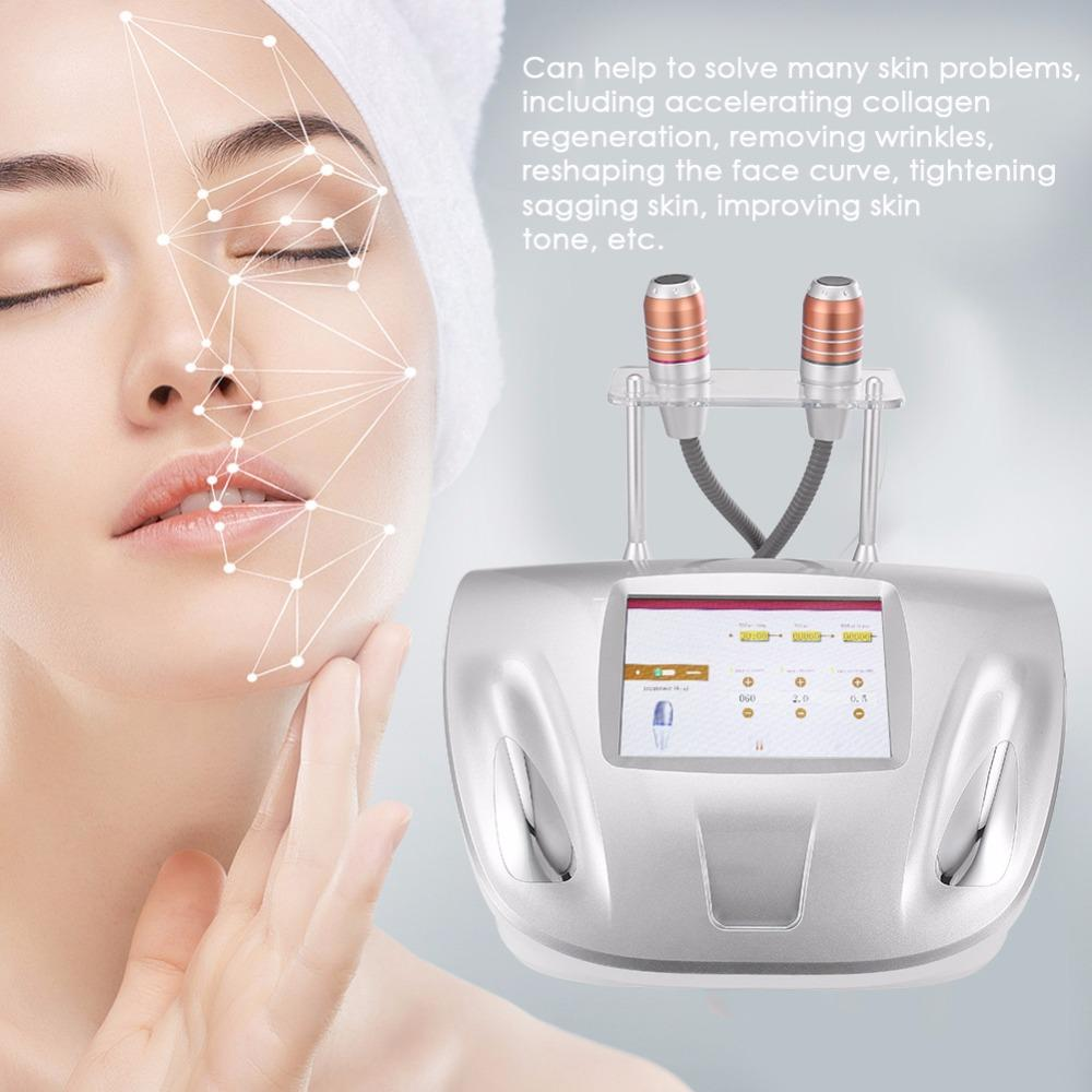 2020 New Vmax HIFU Ultraschall HIFU 3.0mm 4.5mm Face Lift und straffe Haut Anti-Falten Anti-Aging-Beauty-Maschine Fabrik-Preis auf Verkauf