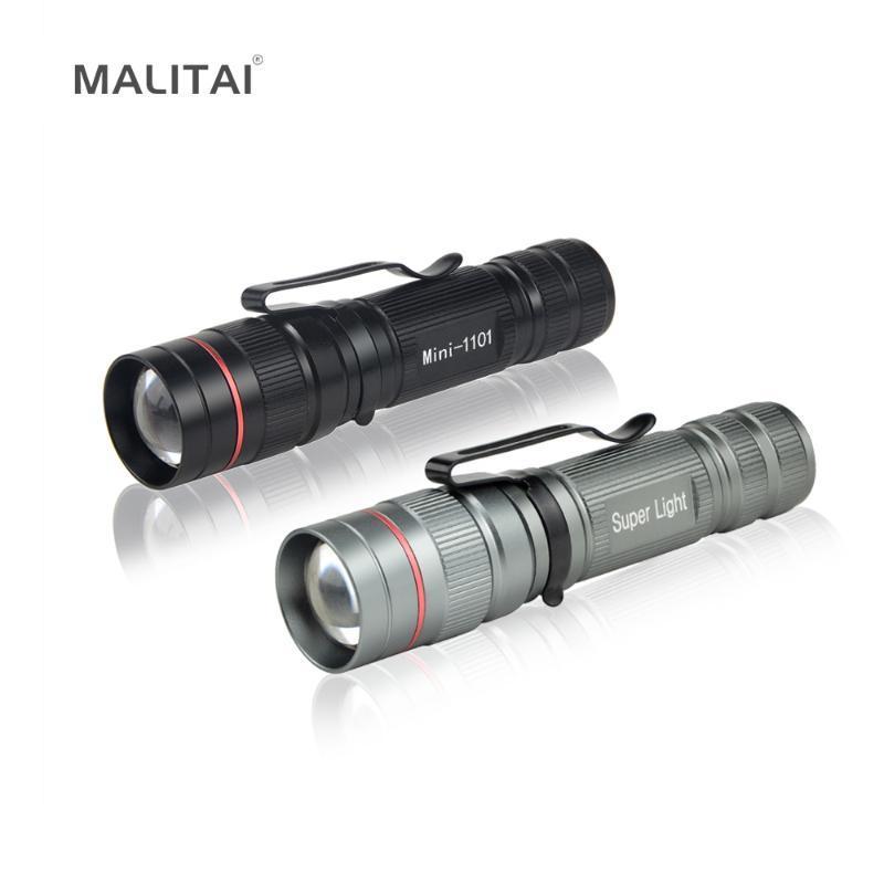 Taşınabilir Açık Q5 Güçlü LED Torch Flaş ışığı Zoomable Taşınabilir Lanterna Kamp Balıkçılık Gece ışığı yanar