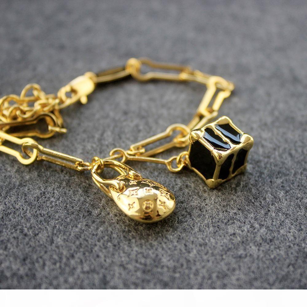 Gold-Armband-Frauen Designer Luxus Dinosaurier-Eier Kastenschloss Trunk-Armband-Armband-Partei-Schmuck Ins Hot Valentinstag