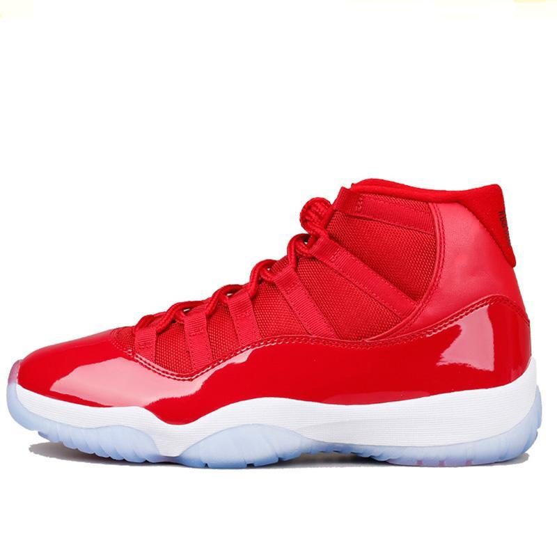 With Box Top Quality 11s Cap and Gown Chicago Platinum Snakeskin Men Basketball Shoes 45 Pink Cherry Emerald 11 Women Sports Sneakers
