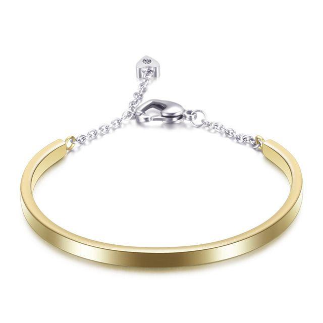 Sterling Silver Ampersand Bracelet-Gold And Symbol Bracelet-Rose Gold And Sign Bracelet-Wedding Party Gift-Bridesmaid Bracelet-Wedding Gift