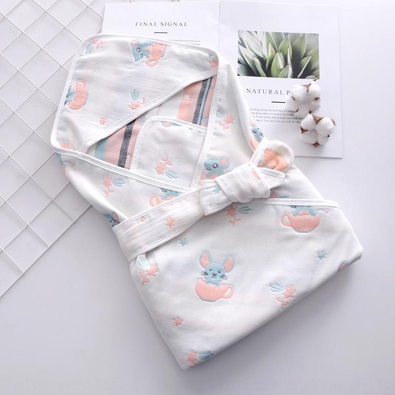 Baby Sommer dünne Neugeborenen kleine Gaze-Baby Pucken Neugeborene sind in Baumwolle Herbst Quilt Baumwolle Herbst Quilt