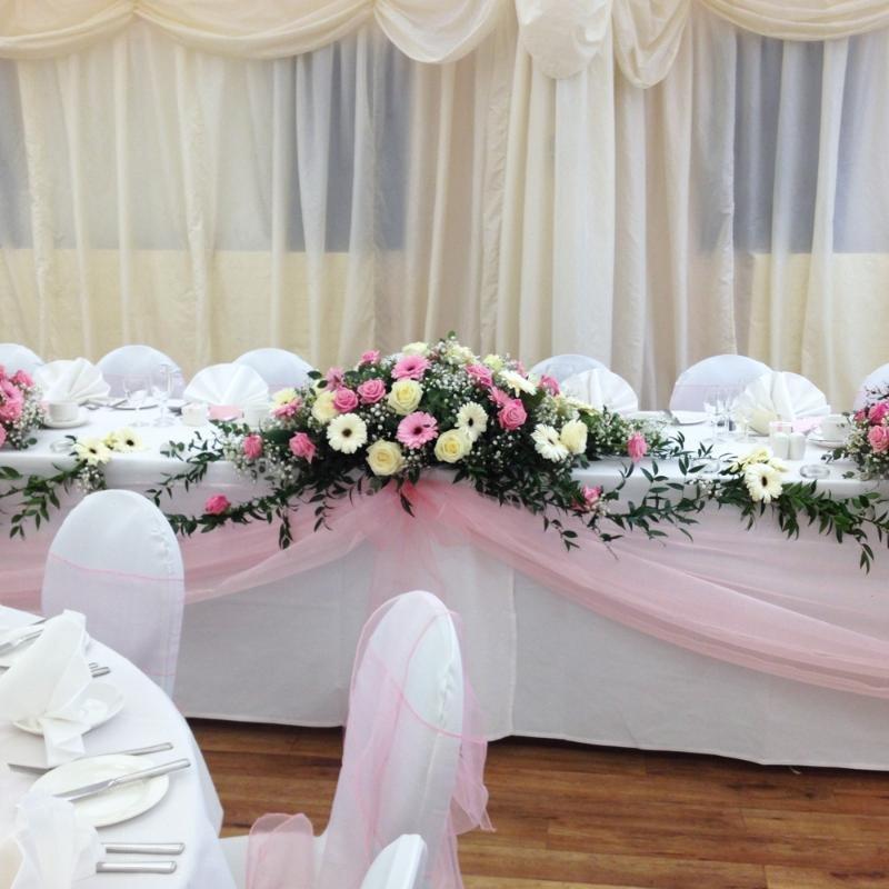 Cristal Blanc Organza transparent sheer tissu voile tombant robe de mariage DECOR