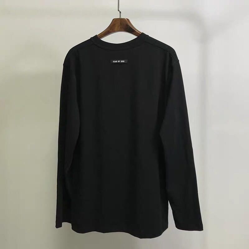 De Sweat-shirt Sweatshirt simple T-shirt DIEU 6ème IFPQT FG Jerry Long Pull Sweater Street et Mode Solid Hommes Perfie Femme Sleeve 'FG'eee Ukirt