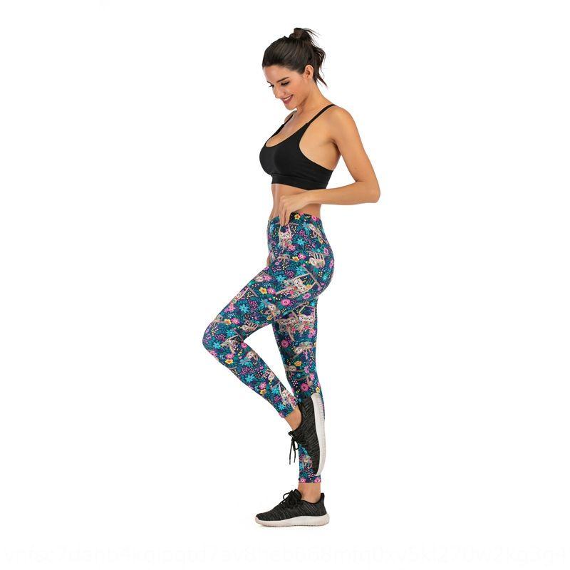 XgR5t 5HGf9 zohra3D numérique leggings imprimé indolence collants imprimés femmes zohra3D pantalon serré des femmes numériques pantalons serrés SLO leggings sport