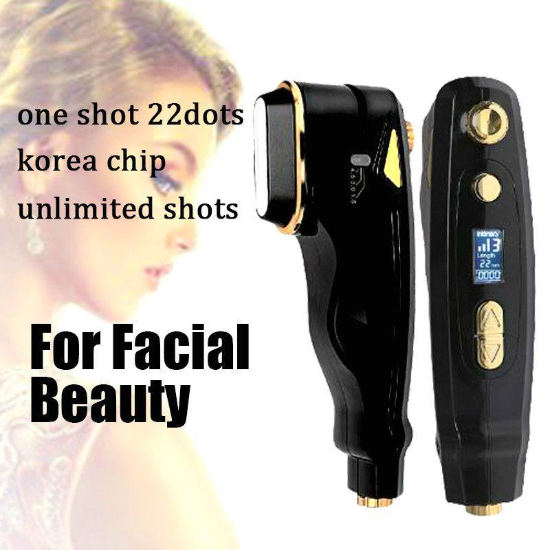 New Technology Hifu Therapy Machine Anti Aging Wrinkle Removal Hifu Therapy Portable Ultrasound Non-Invasive Face Lift Beauty Machine