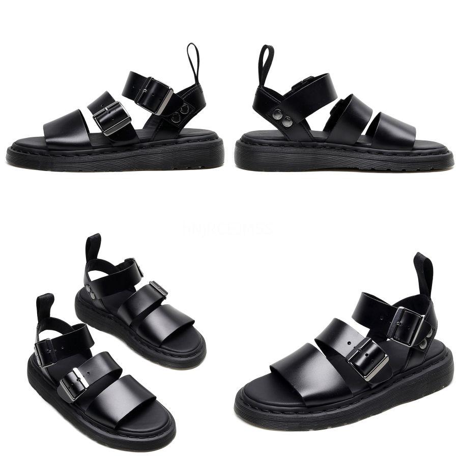 SHANGPREE mujeres sandalias de playa sandalias gladiador de las mujeres del verano de los zapatos ocasionales de la hebilla de correa de la Mujer Sandalias Zapatillas al por mayor # 766
