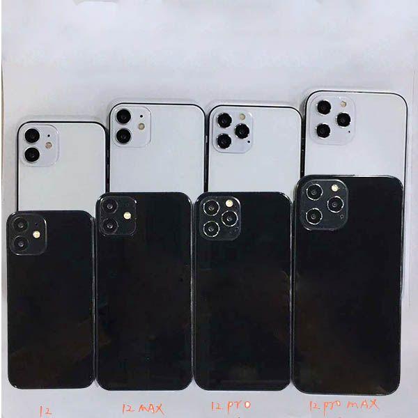 Per Iphone 12 12max 12Pro 12Pro MAX fittizia Stampo per Iphone 12 Dummy Cellulare modello di macchina solo per la visualizzazione non-lavoro
