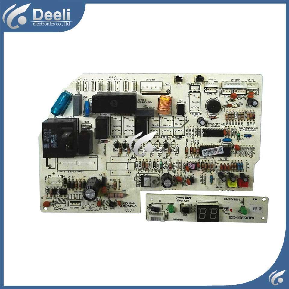 klima kurulu GAL0902GK-01 KFR-35GW / DLL57-130 (2) iyi çalışan kullanılan set için iyi bir çalışma