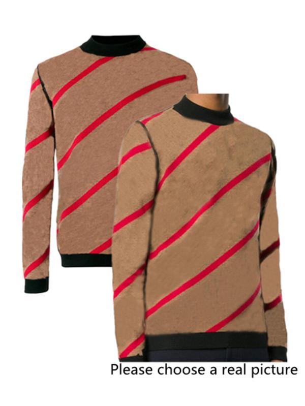 국제 새로운 스타일의 FF 문자 부드러운 스웨터 하이 엔드 스웨터 구별 코트 고품질의 스웨터 스포츠 자켓 M - 3XL