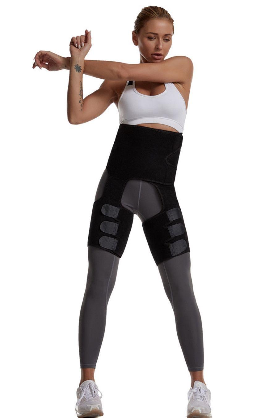 Homens cintura instrutor Vest Para Peso Ot Neoprene Corset Shaper Corpo Zipper Shapewear Sauna Slimming camisa # 676