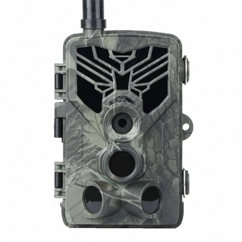 5G Trail камеры HC 810LTE Tracking Охота камеры 16MP Фото Видео Трейл камеры ИК ночного видения Trap Wildlife Cjdc #