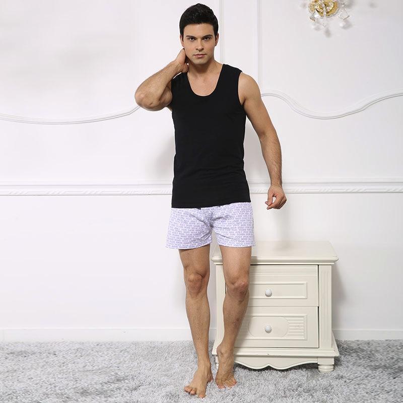 bsrVY T-Shirt mit der Faser Männer beiläufigen Sport-T-Shirt für Männer üblicher schweißabsorbierend Weste Bambus Weste atmungsaktiv elastischer Pilling