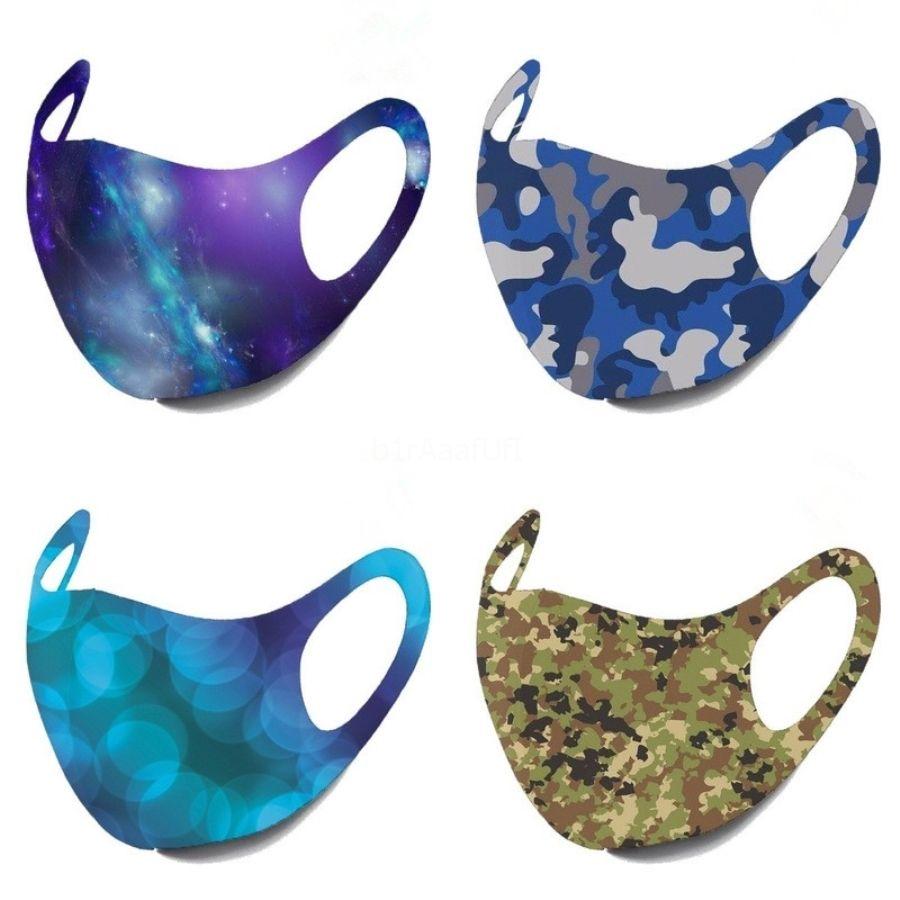 TdZL2 233 Art-Schal-Stirnband Bandana Versand Männer Frauen Multifunktionale Seamless Gesichtsmaske Tube Ring Printed Sea Schal # 644