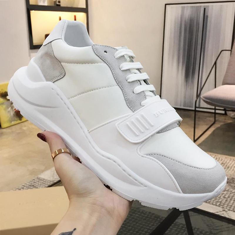Scarpe Mens di estate sport respirabili calzature leggeri Calzature Fitness Trainer Sport con la scatola originale scarpe moda di lusso del Mens L22