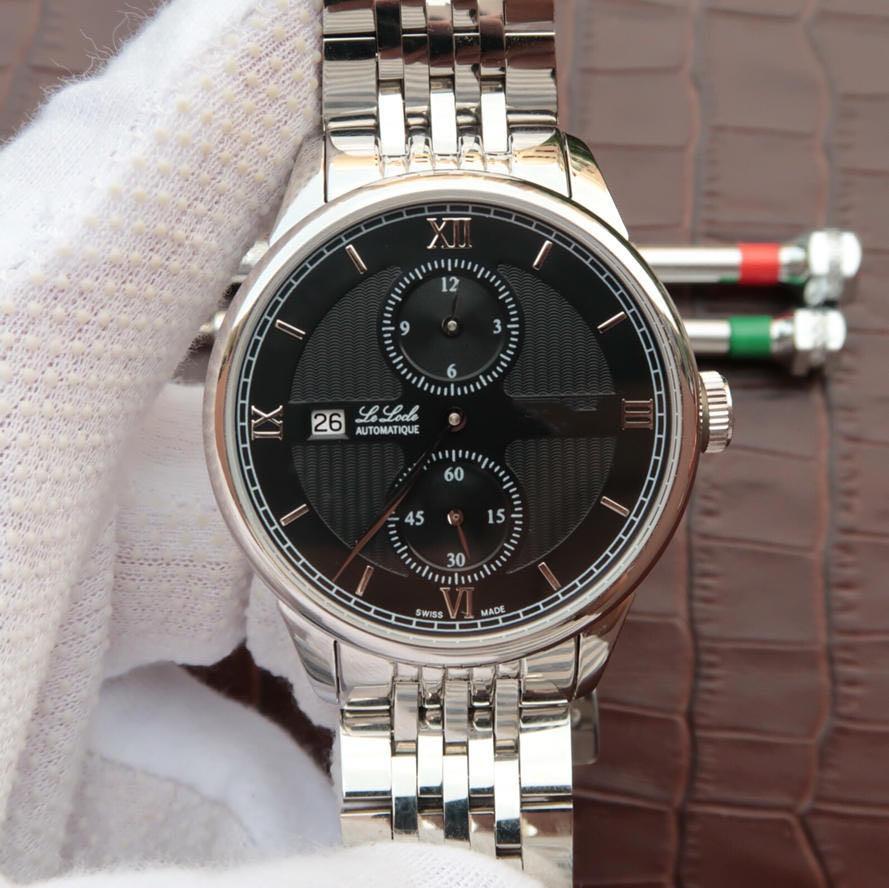 2020 Boutique 2825 Движение 39.3 мм Дизайнерские часы Роскошные мужские Часы Роскошные Высококачественные Часы Прекрасная Стальная Часовая Ремешок Водонепроницаемый