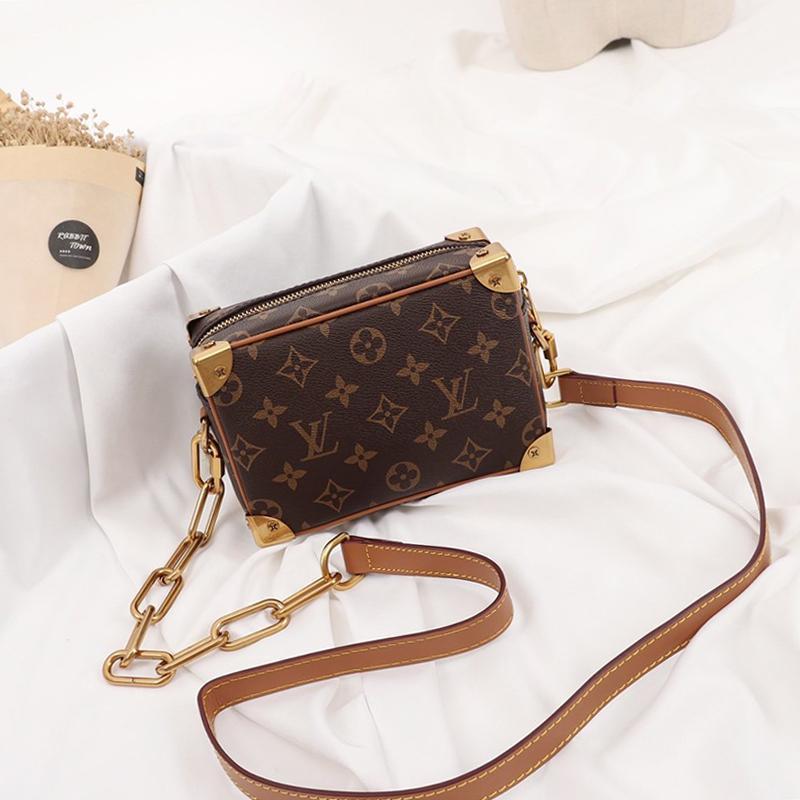 High Quality Womens Bag Simple Style Leather Shoulder Crossbody Bag Ladies Zipper Designer Luxury Flap Shoulder Bags Mini Messenger Bags