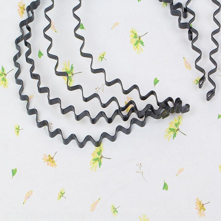 2 yuan accessories accessories DIY wavy head Diy 5mm hair band hair band