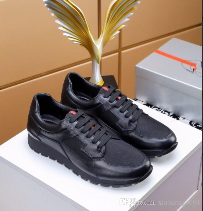2019 Nueva italianos superiores diseñador de la marca mujeres de los hombres Zapatillas Guiseppes xg18081421 real de cuero remache recreativo arena calzado casual zapatillas de deporte
