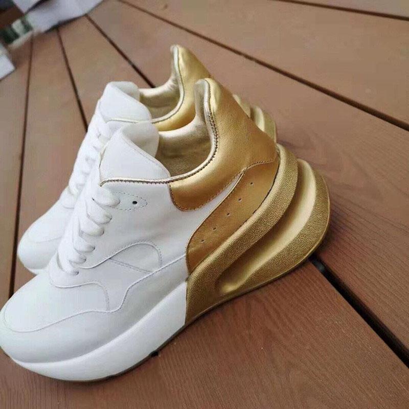 2020 pattini casuali liberi di alta qualità di fahion di trasporto degli uomini delle scarpe da tennis degli uomini Lace-Up Sport confortevole B 06
