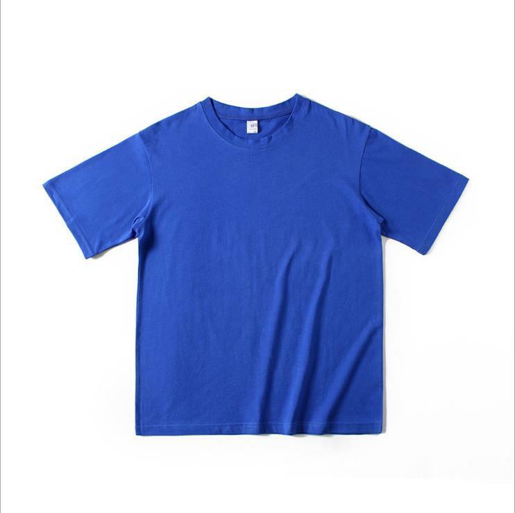 2020SS Summer Mens design T-shirts Hip Hop Streetwear Lettres imprimées Sweat à manches courtes Sweat-shirt Asiatique