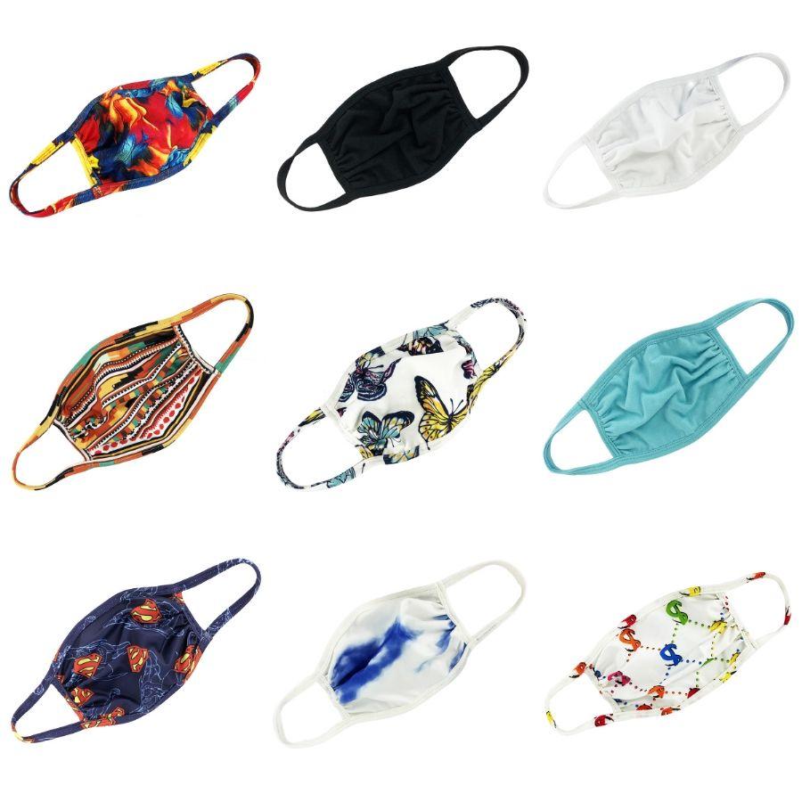 Fa Maskeler Anti-Toz Ve Ayarlanabilir Kumaş Pamuk Mout Kadınlar Man PM2.5 # 973 İçin Koruma Wit 2 Filtreler Maske Duman