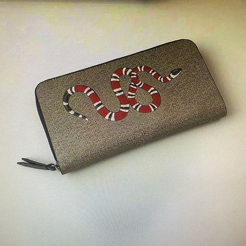 451273 embreagem bolsa de couro Carteira Mulheres Longo Carteira de couro clássico Carteiras para Coin Outdoor Saco Moda Masculina de crédito carteira # 5602