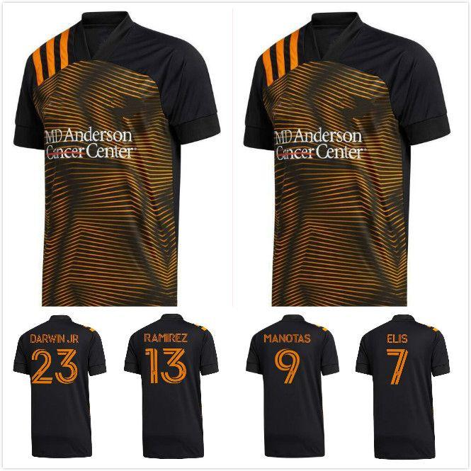 2021 2020 2021 Houston Dynamo Jersey Martinez Manotas Elis Beasley ...