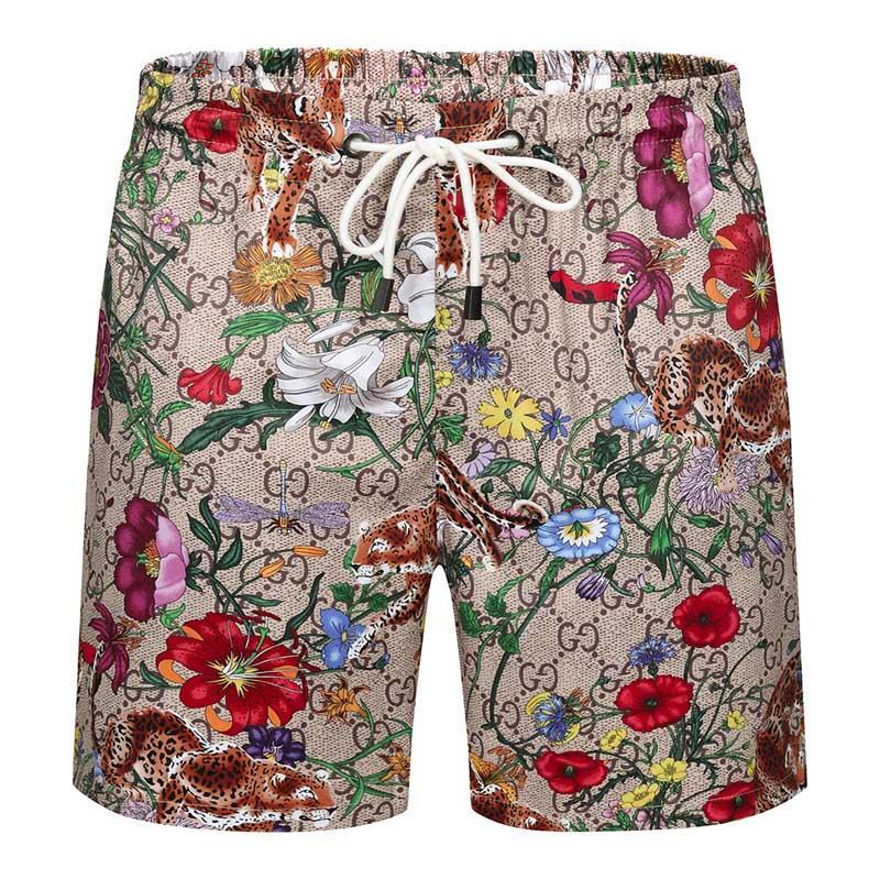 Wear Board Shorts Mens Verão Lazer Design de Moda Mens Shorts Casual Praia Shorts Marca Calças Curtas Homens roupa íntima masculina