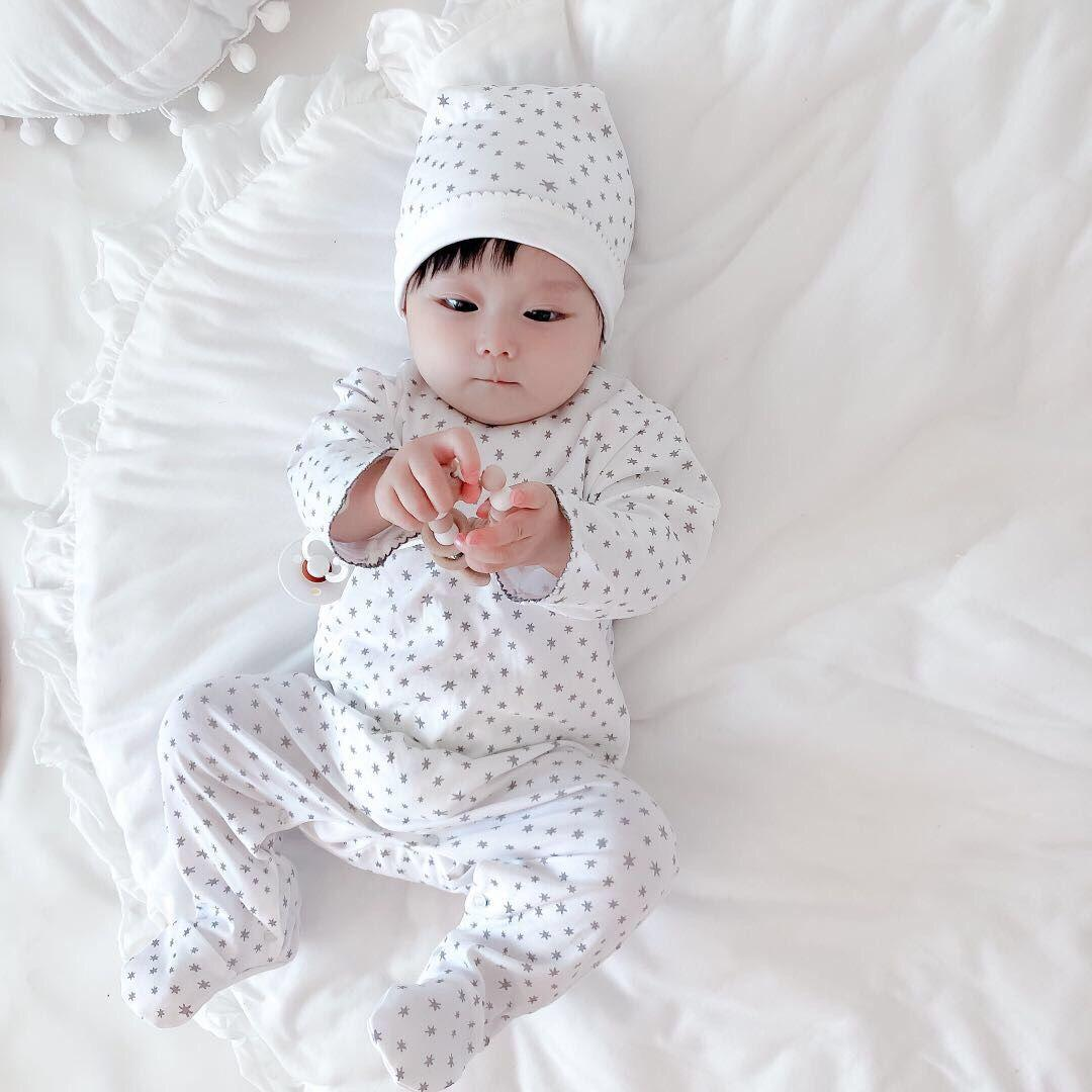 Baby Boy girls Clothes Spring autumn Newborn kids Romper Jumpsuits With Hat Cotton Baby Clothes Long Sleeve Baby footies Toddler Jumpsuit