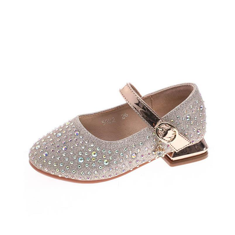 New Fashion Sequin Girls Shoes