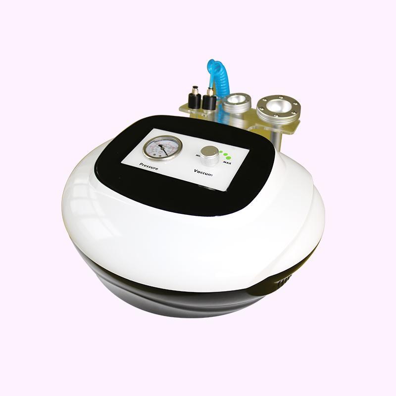 Tragbare Body Shaping Vacuum Roller Therapie Massage Stretch-Marke Entfernung Skin Care Schönheit Maschine mit 5 Behandlung Heads