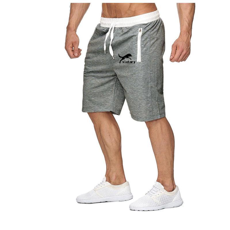 20SS Мужские шорты Стилист High Street Модельер Pant эластичный пояс Открытый Фитнес Спорт Короткие штаны Повседневный дышащие шорты M-2XL