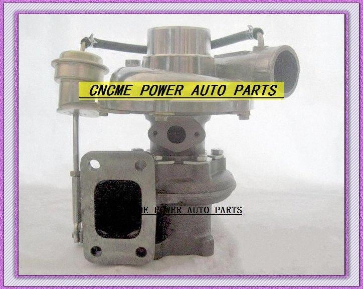 Turbo RHC61 24100-1541 24100-2940A 24100-2940 241001541 241002940A 241002940 Turbocharger Para Hino Truck WO4CT W04C W04CT Motor 69u0 #