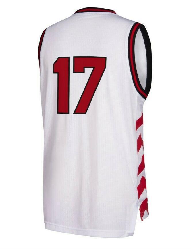 Personalizado Homens Juventude mulheres Nebraska Cornhuskers Basketball Jersey Tamanho S-2XL ou personalizado qualquer nome ou número de camisa