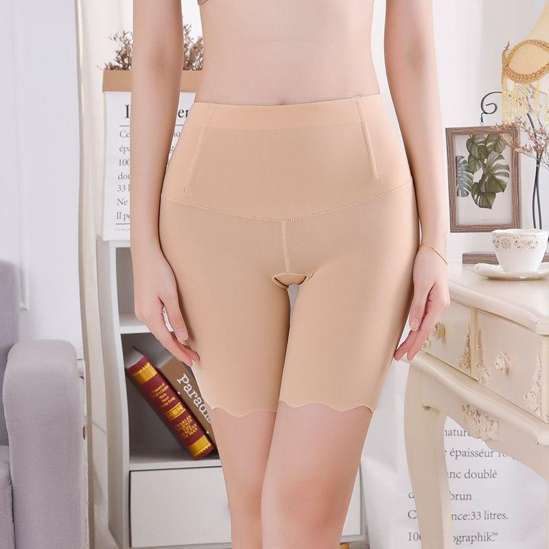 taille haute de 29dJi femmes belly- leggings serrés de leggings Mise en forme du corps de mise en forme des pantalons de sécurité sur la glace en soie anti-exposition ventre-t post-partum