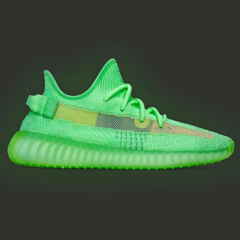 Kanye West alta calidad de los zapatos cebra blanco de la crema Tierra Desert Sage Negro reflectantes corriendo a la venta con zapatillas de deporte de la caja almacenar precios al por mayor