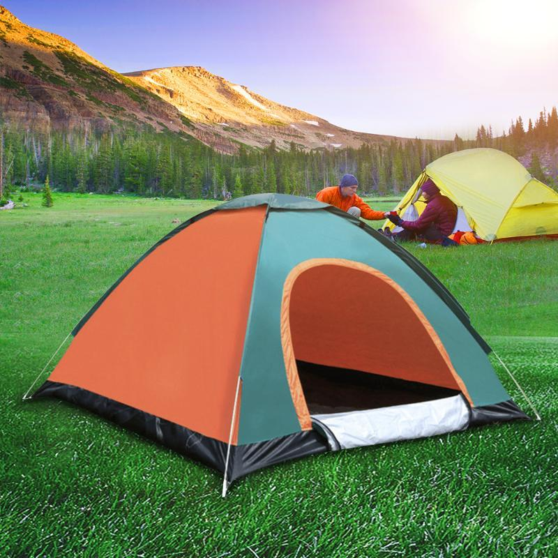 Automatic Up Outdoor Family Camping Tent Models Easy Open Camping tents outdoor fish tent Ultralight Instant Shade