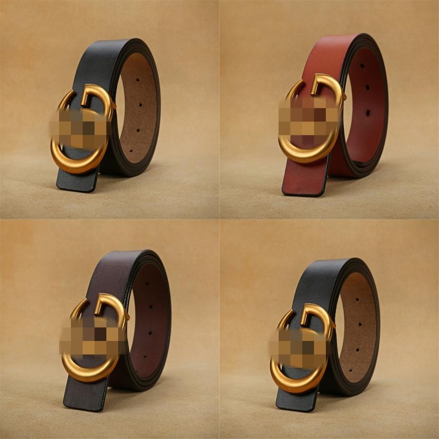TWOTWINSTYLE Imprimir PU Leather Mulheres DO Cinto largo Hit Cor assimétricas Mini Pockets cintura roupa Belt 2020 Autumn Tide Moda # 309