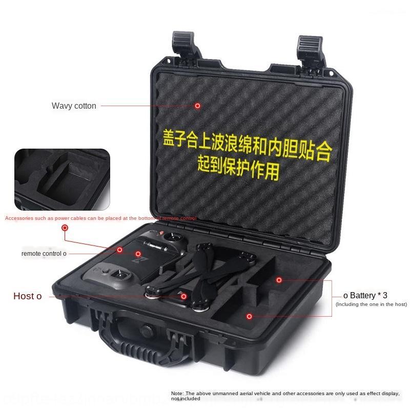 FVX3L Feimi FIMI X8 / X8SE / X8 2020 imperméable à l'eau du réservoir Homme-Machine-portable gratuit Accessoires Accessoires boîte de rangement de protection Feimi FIMI X8 / X8SE / X