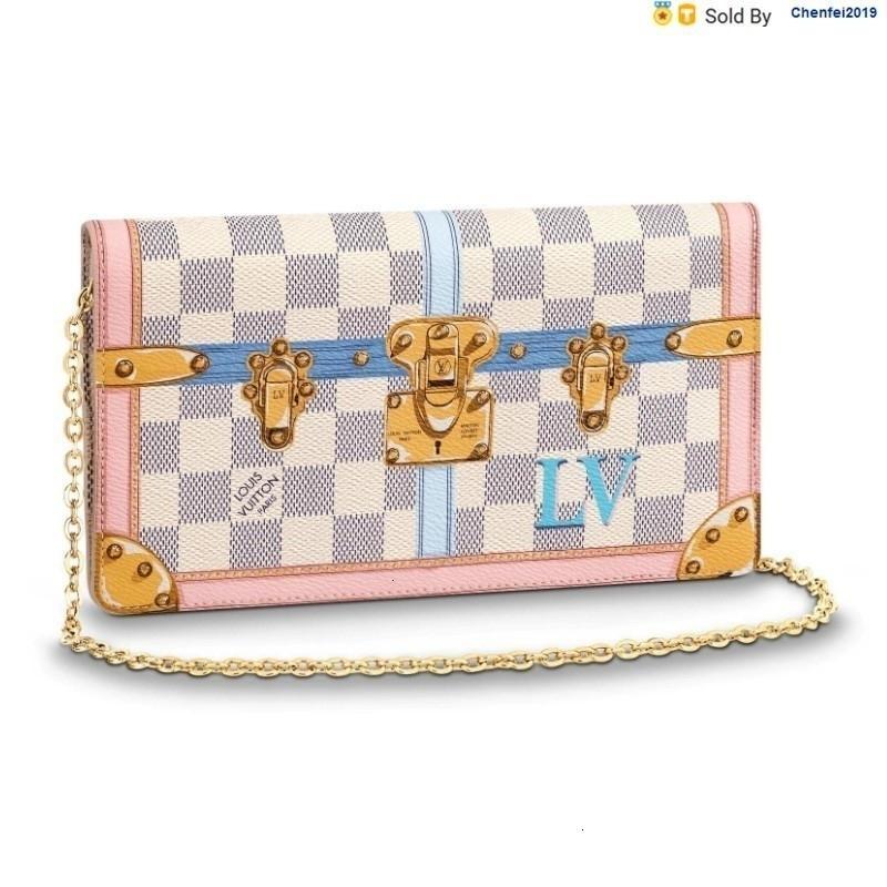 chenfei2019 G8KE Models Edition Pochetteweekend Baige Messenger Bag N60108 Totes Handbags Shoulder Bags Backpacks Wallets Purse