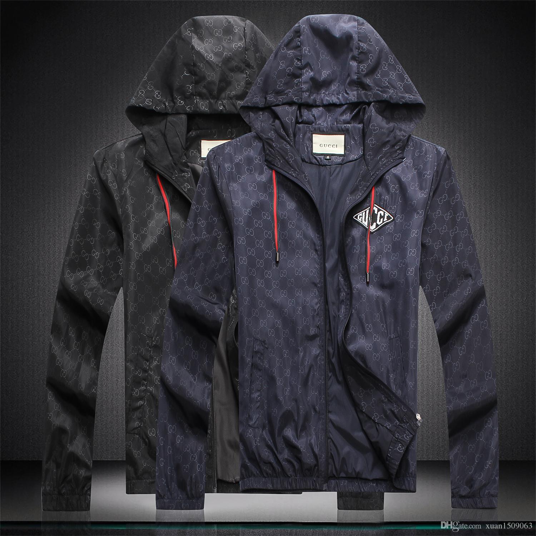 kapşonlu ceket çok yönlü Erkek bahar ceket İlkbahar gündelik